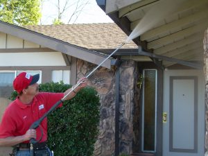 House Washing by Masters in El Dorado Hills