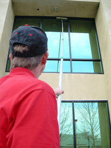 Window Cleaning in Placerville, CA by Masters