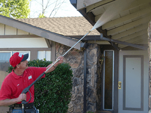 House Washing in Roseville, CA by Masters