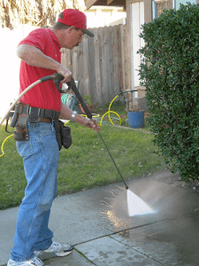Pressure Cleaning in El Dorado Hills, CA by Masters