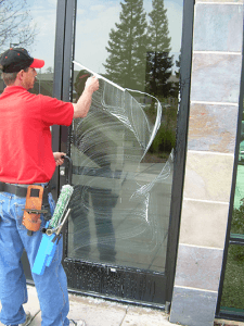 Commercial Window Cleaning in Sacramento, CA