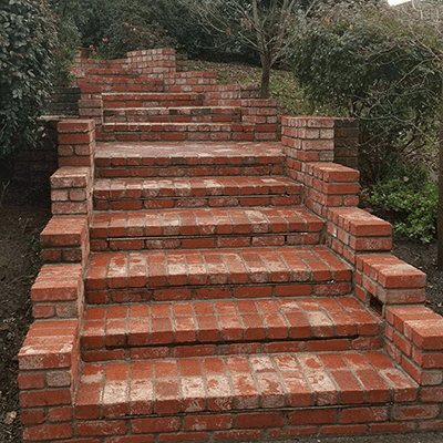 Brick Cleaning in Sacramento, CA