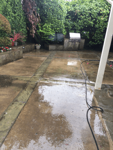 Concrete Cleaning in Sacramento, CA