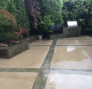 After Pressure Cleaning in El Dorado Hills, CA