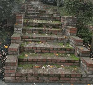 Brick Cleaning in Sacramento, CA