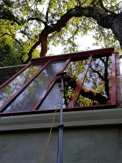 Pure Water Window Cleaning in El Dorado Hills, CA