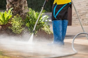 Pressure Cleaning in Elk Grove, CA by Masters